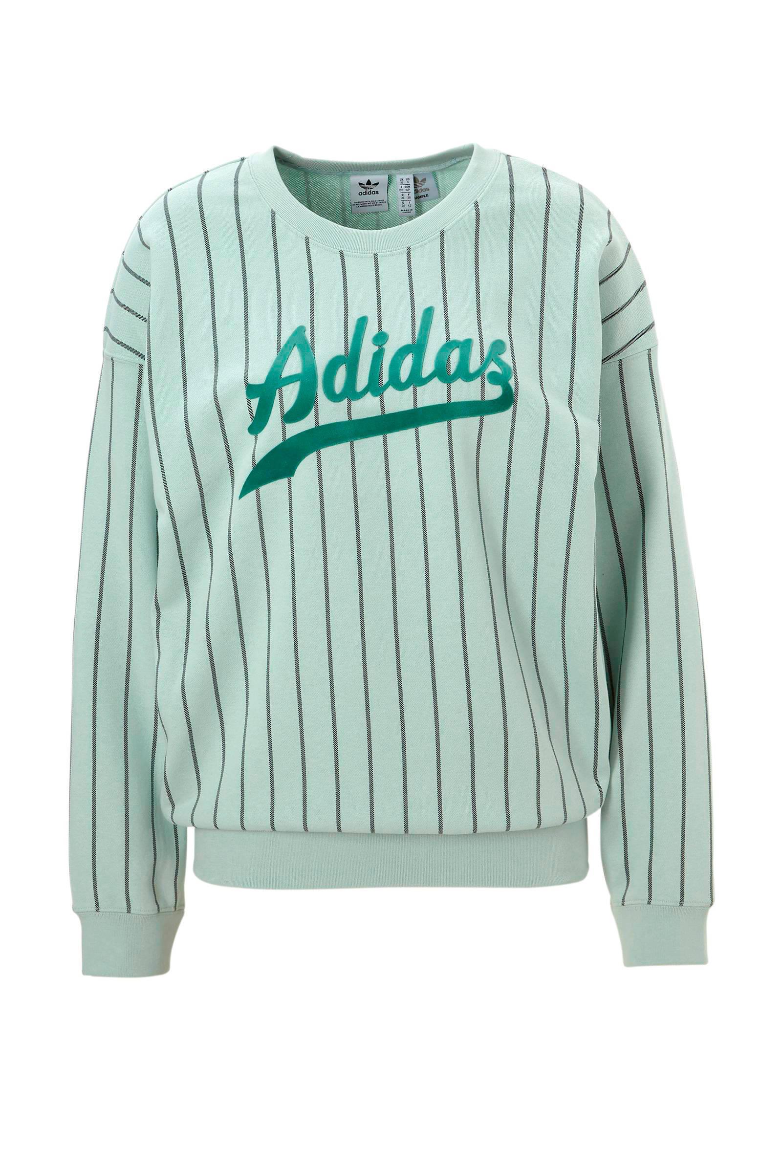 sweater mintgroen