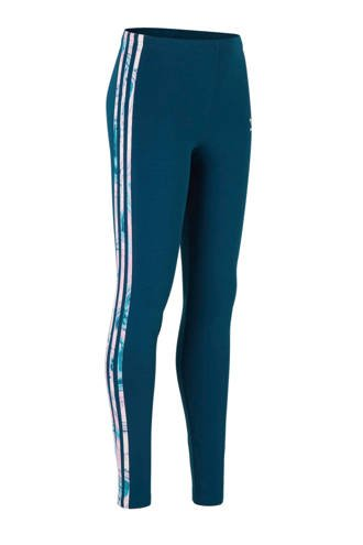 originals legging blauw