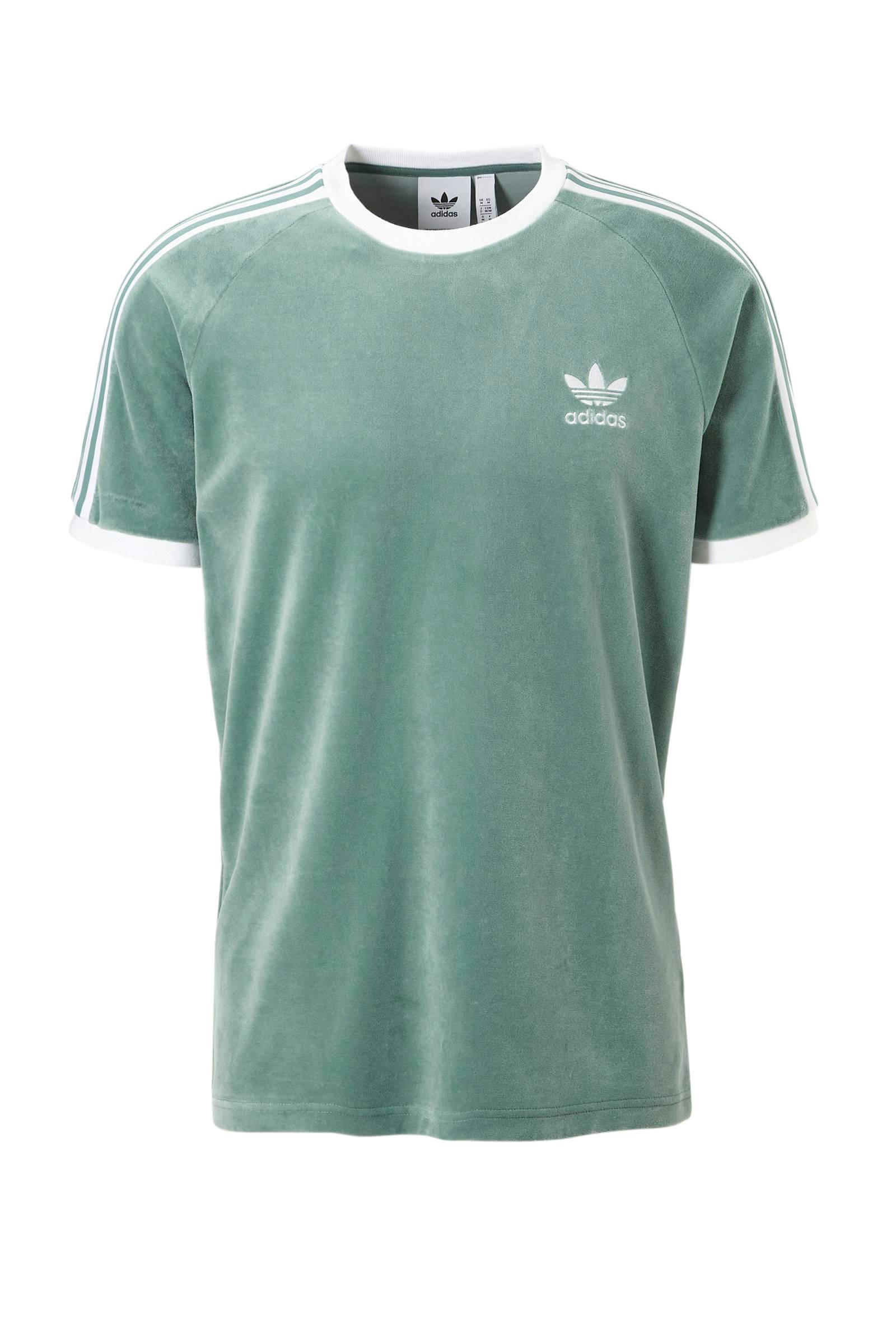 T shirt mintgroen