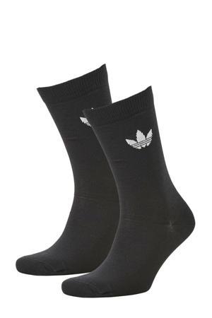 sokken (set van 2) zwart