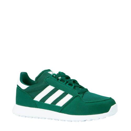 adidas originals Forest Grove CF I suède sneakers groen