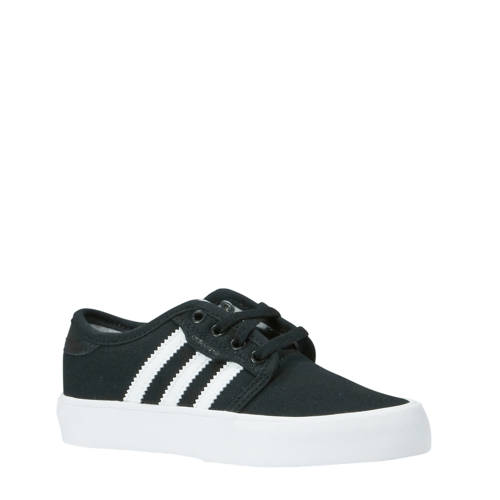 adidas originals Seeley sneakers zwart-wit