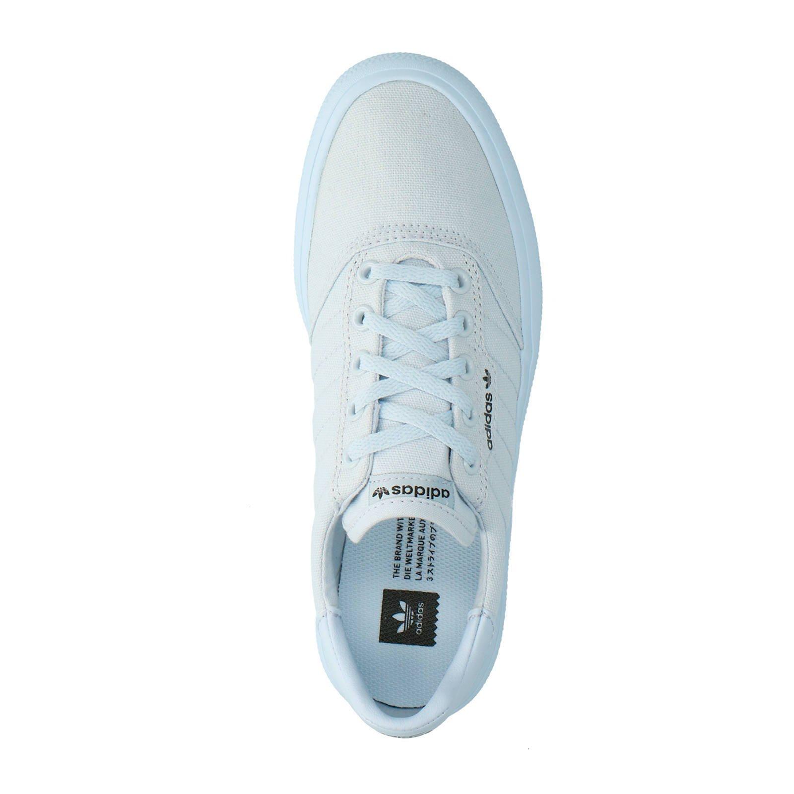 3MC sneakers mintgroen