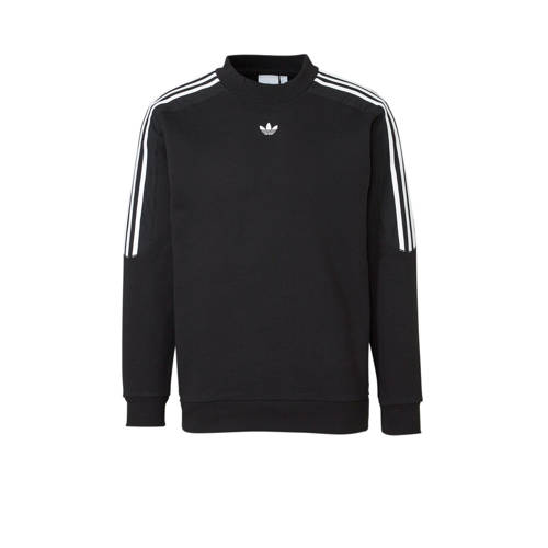 adidas originals sportsweater zwart