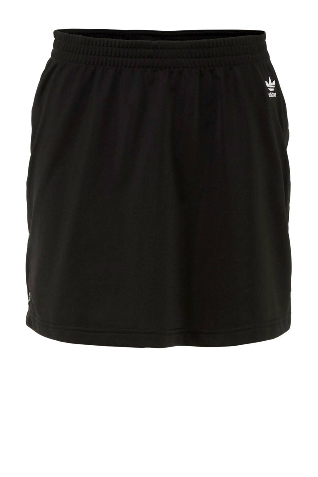 adidas originals rok zwart, Zwart