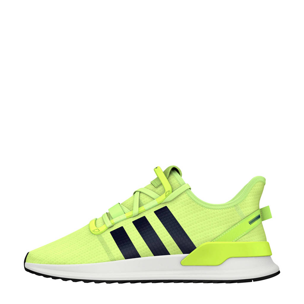U Geel Sneakers Originals Adidas path Run SXqwC5