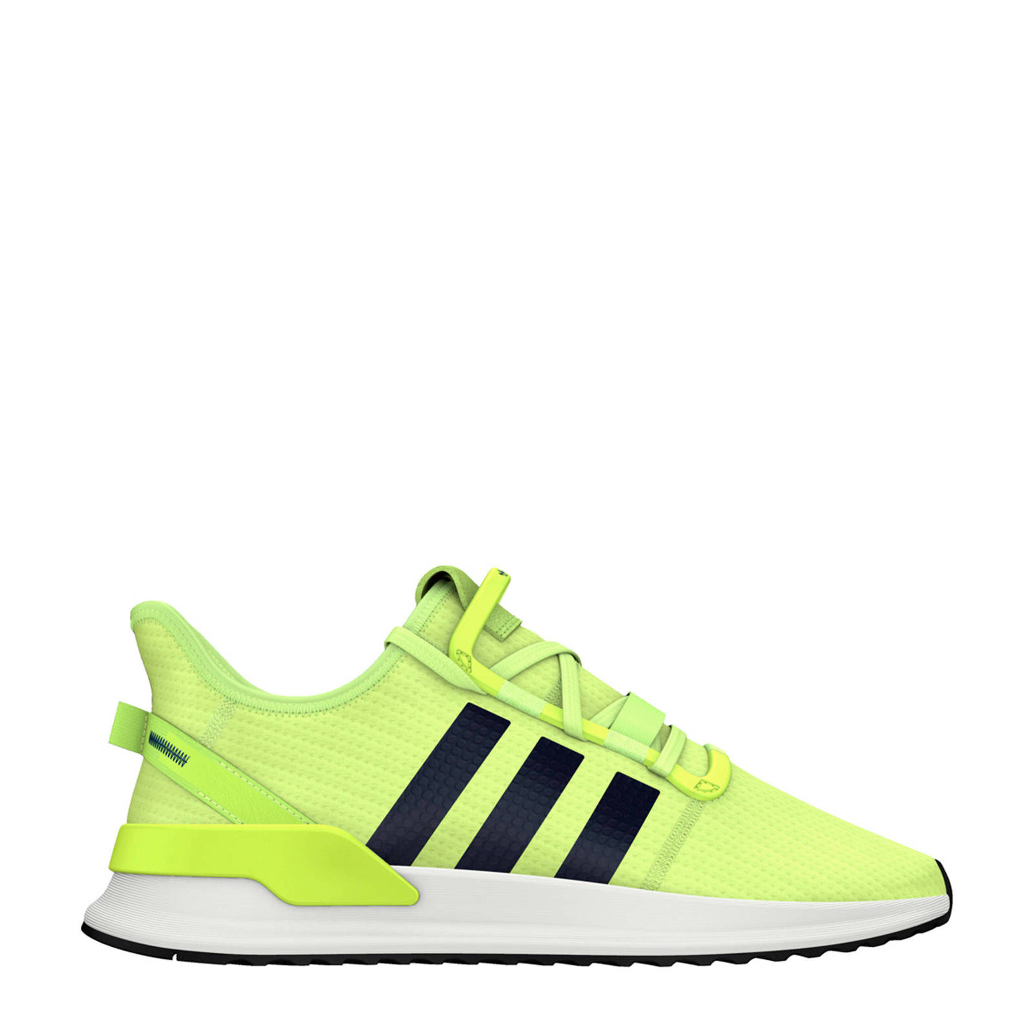 e9153826087 adidas originals U_Path Run sneakers geel | wehkamp
