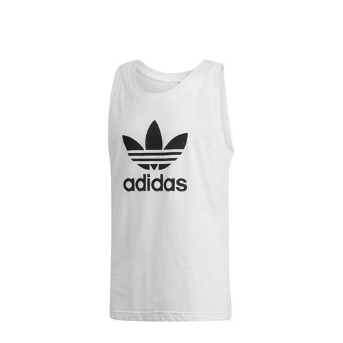 adidas originals singlet wit