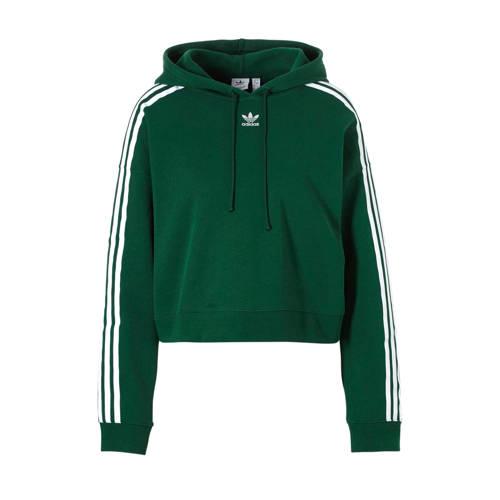 adidas Originals capuchonsweatshirt CROPPED HOODIE