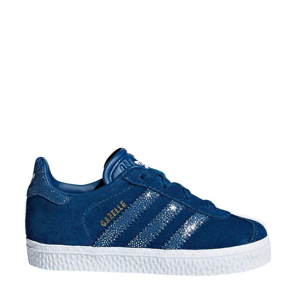 adidas originals  Gazelle I sneakers, Blauw