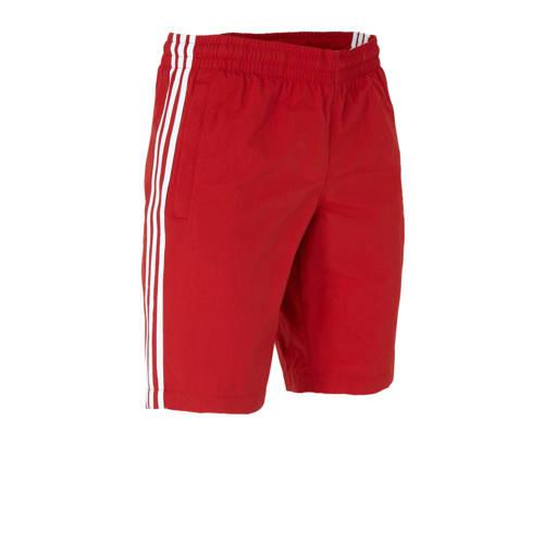 adidas originals zwemshort rood