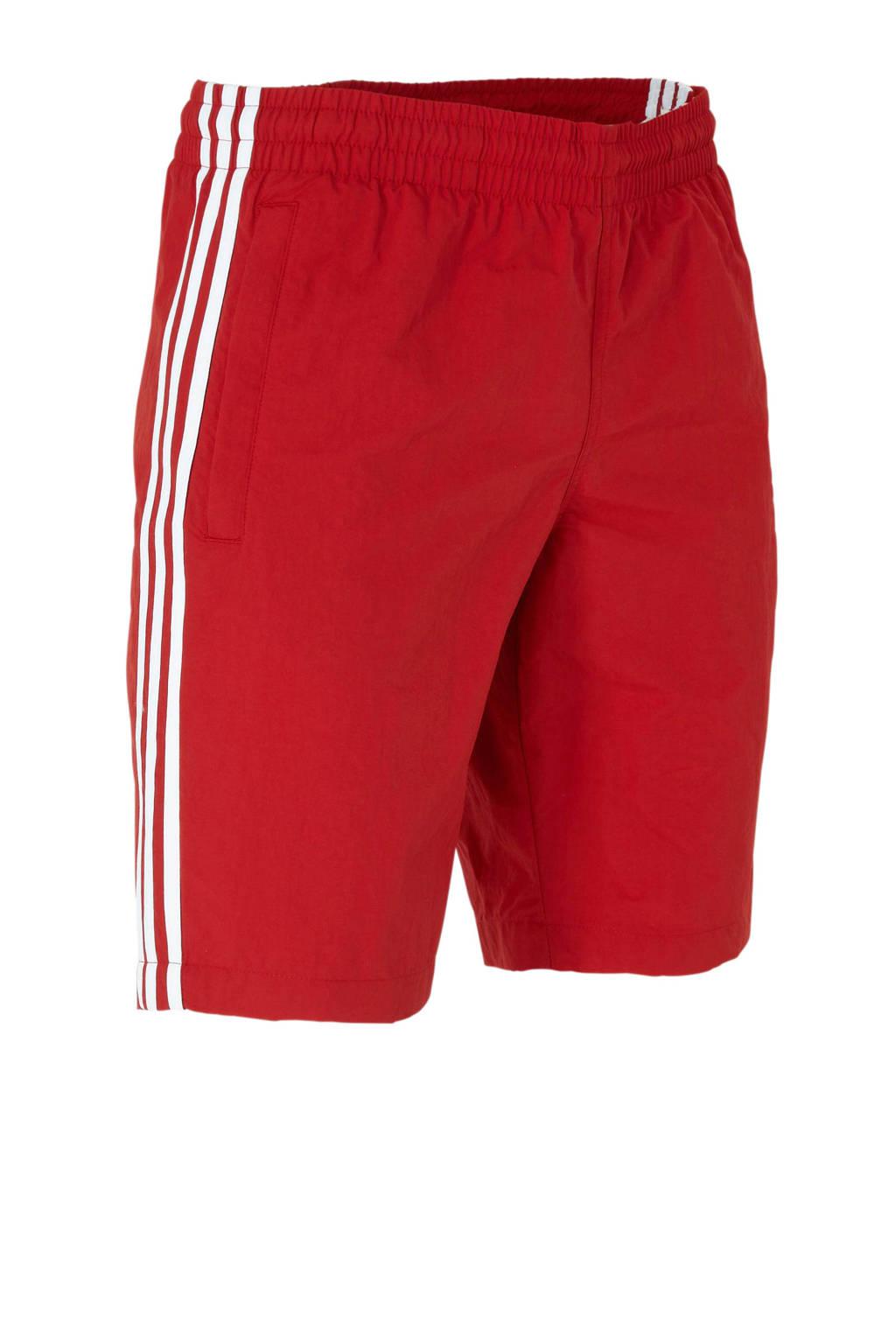 adidas originals zwemshort rood, Rood