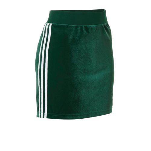 adidas originals rok groen-wit