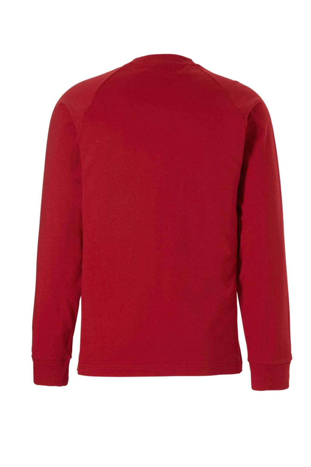 adidas originals   T-shirt, Rood/wit