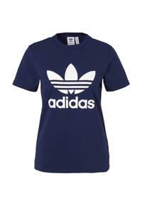 adidas / adidas originals T-shirt donkerblauw