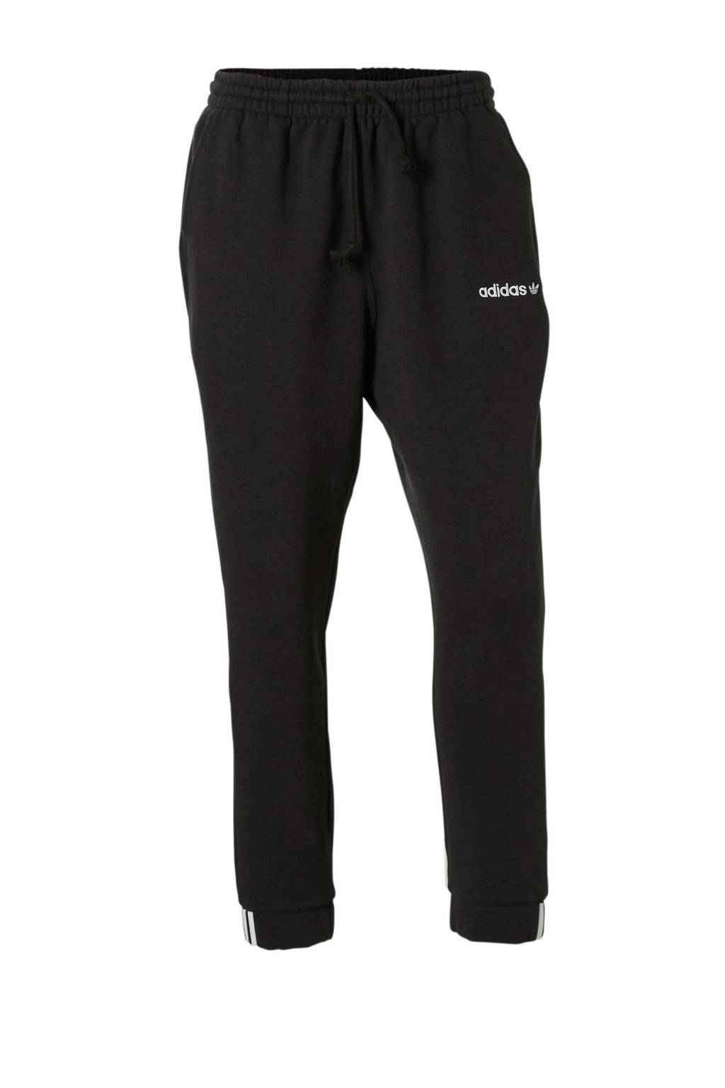 25228aaf3d1 adidas originals joggingbroek zwart   wehkamp
