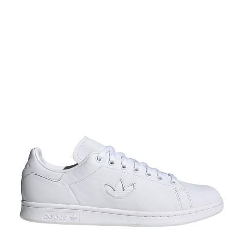 adidas originals Stan Smith leren sneakers wit