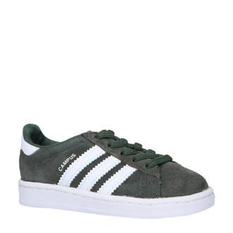 originals  Campus EL sneakers grijs/wit