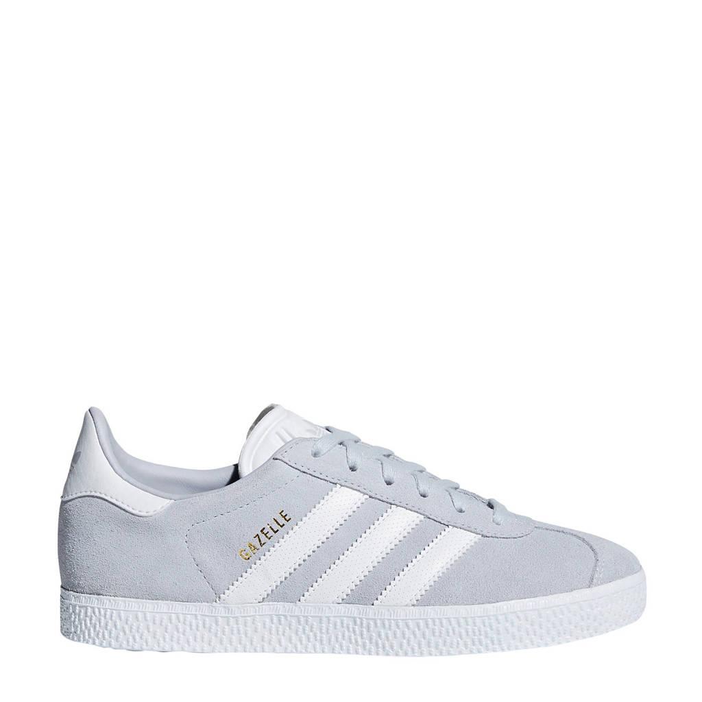 adidas originals  Gazelle sneakers lichtblauw, Lichtblauw