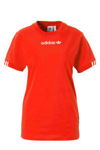adidas / adidas originals T-shirt rood
