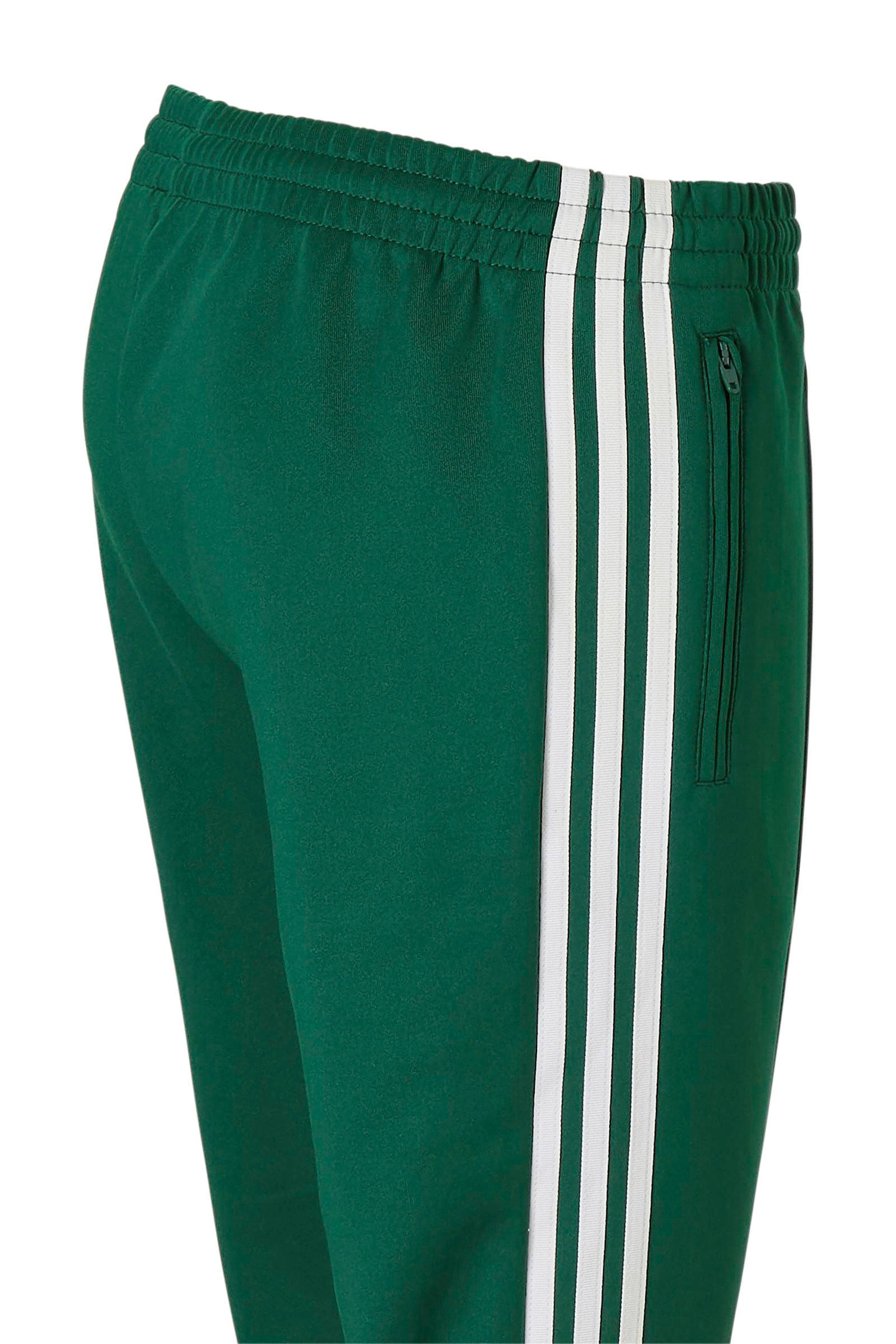 adidas Originals trainingsbroek groen | wehkamp
