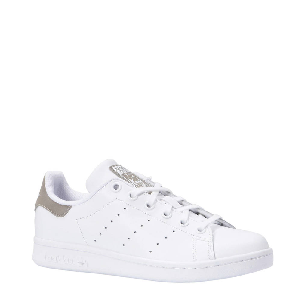 e22950b636f adidas originals Stan Smith J sneakers wit/grijs, Wit/grijs