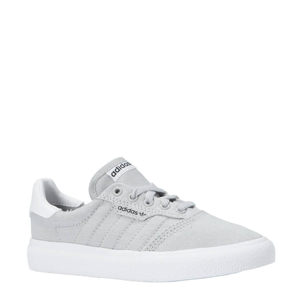 adidas originals  3MC J sneakers grijs, Grijs/wit