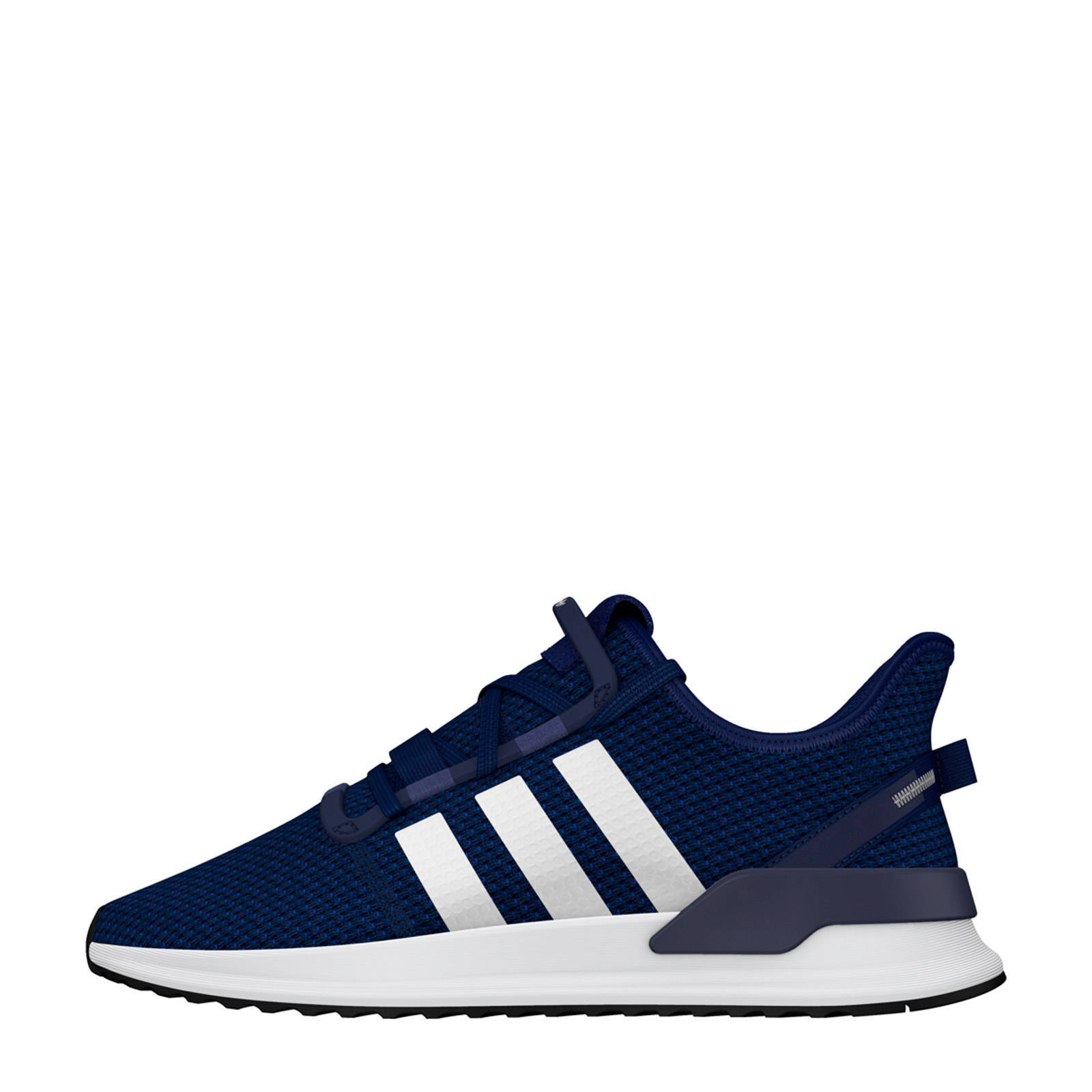 adidas sneakers marineblauw