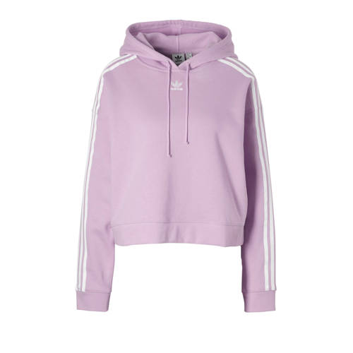 adidas originals hoodie lila