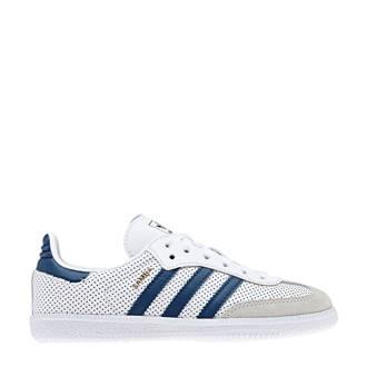 originals  Samba OG C sneakers wit/blauw
