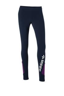 adidas originals legging donkerblauw (dames)