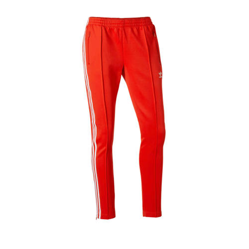 adidas originals sportbroek rood
