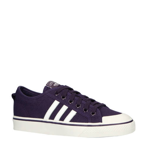 adidas originals Nizza W sneakers paars