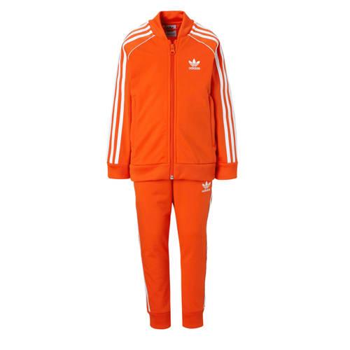 trainingspak oranje