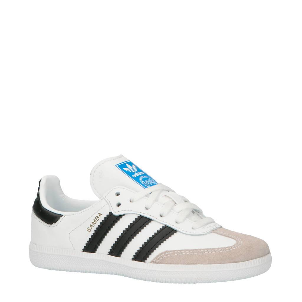 adidas originals  Samba OG sneakers wit/zwart, Wit/zwart