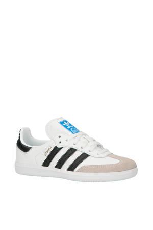 Samba OG sneakers wit/zwart