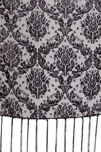 Miss Etam sjaal zwart