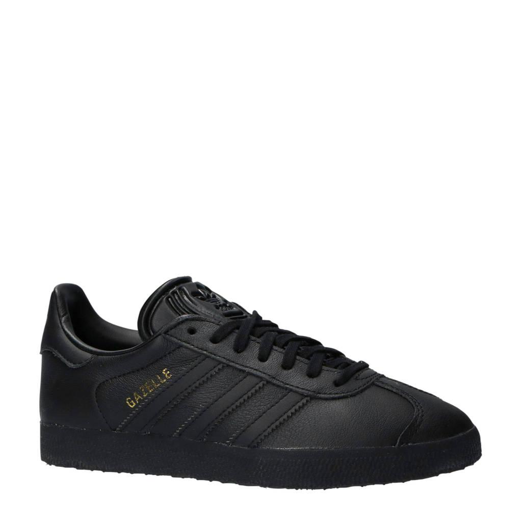 adidas originals  Gazelle sneakers zwart, Zwart/Zwart