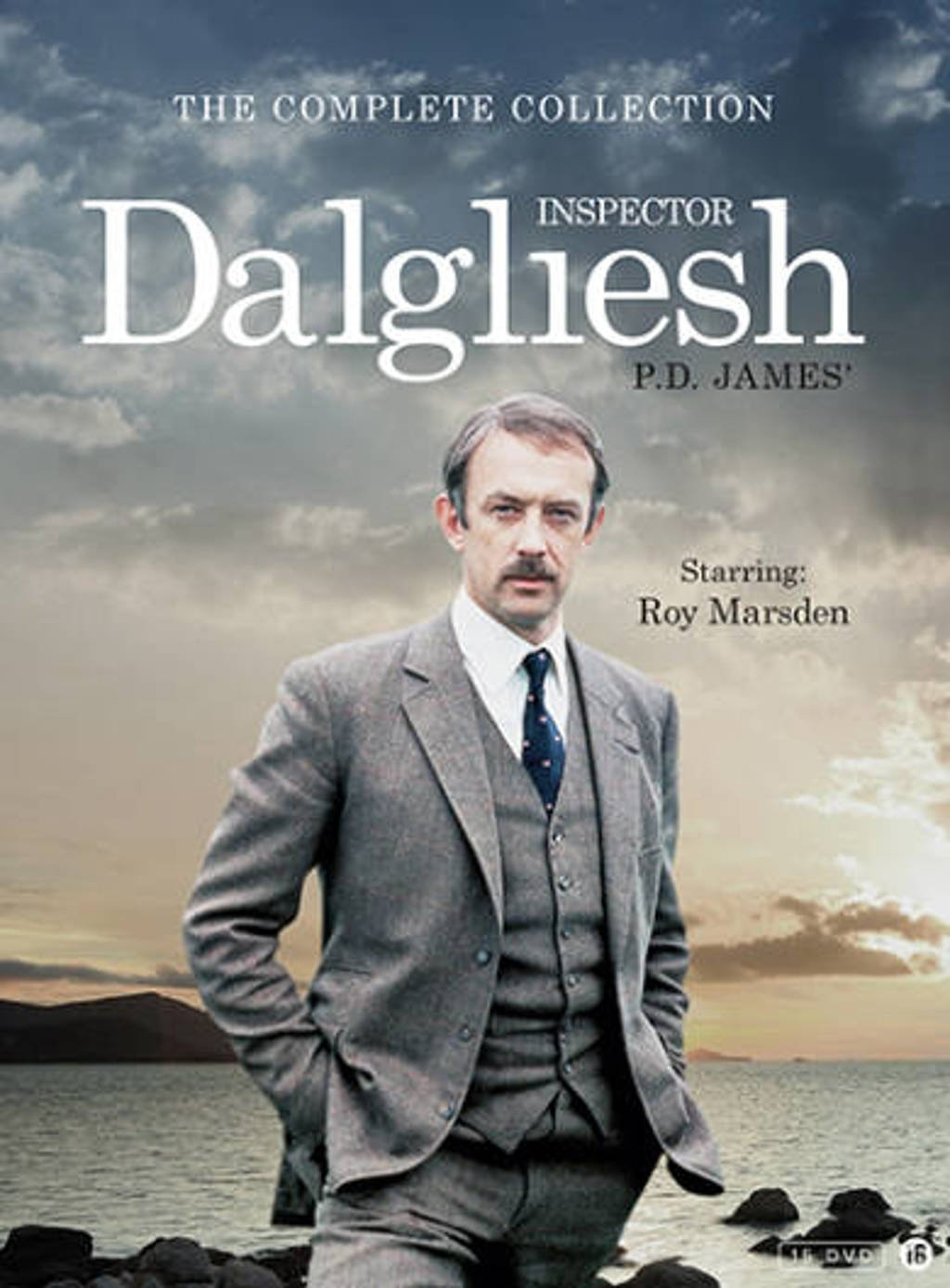 Inspector Dalgliesh - Complete collection (DVD)