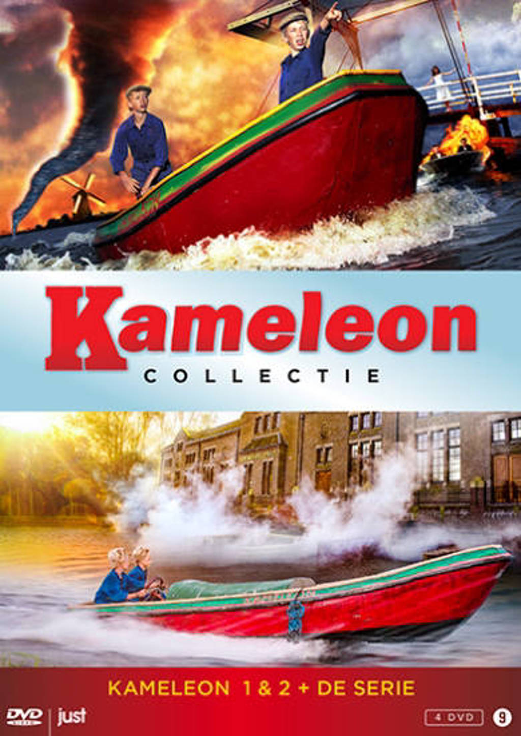 Kameleon box (DVD)