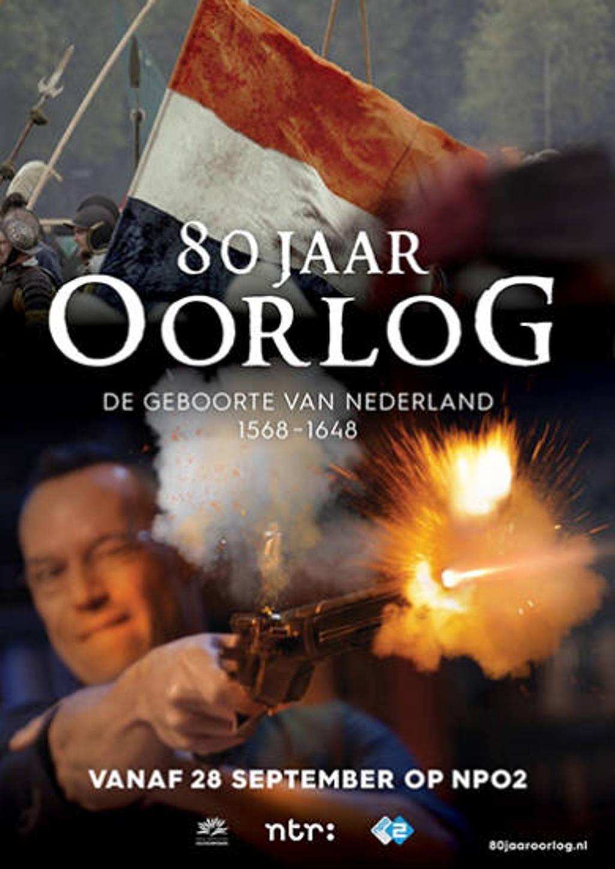 80 jaar oorlog (DVD)