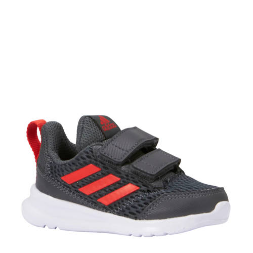 AltaRun CF I sportschoenen grijs-rood
