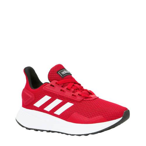 Duramo 9 K hardloopschoenen rood