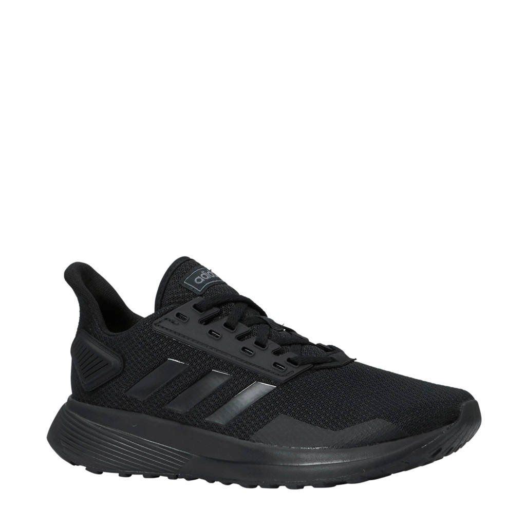 adidas performance   Duramo 9 hardloopschoenen zwart, Zwart