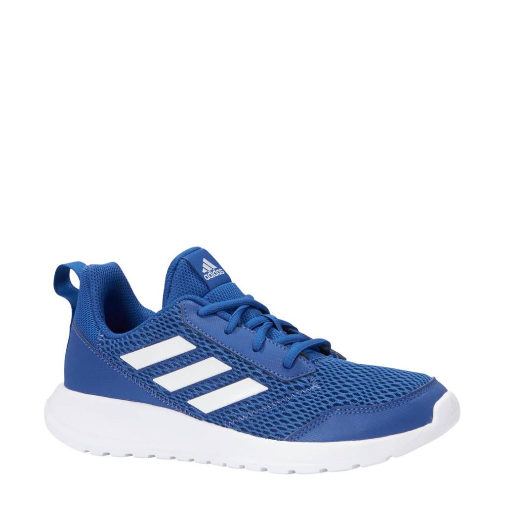 adidas   AltaRun sportschoenen kobaltblauw/wit, Kobaltblauw/wit, Veter