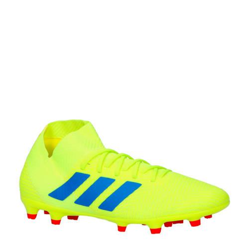 adidas performance Nemeziz 18.3 FG voetbalschoenen geel-oranje