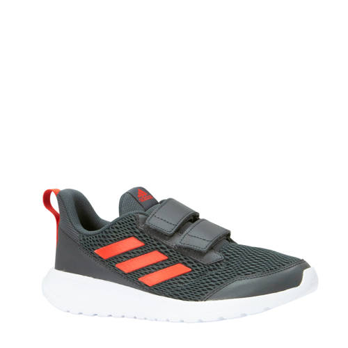 AltaRun K sportschoenen grijs-rood