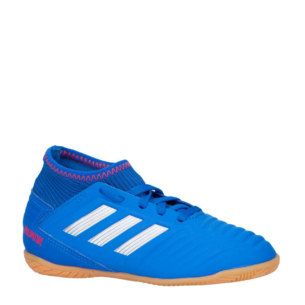 adidas performance kids Predator 9.3 IN zaalvoetbalschoenen kobaltblauw, Kobaltblauw