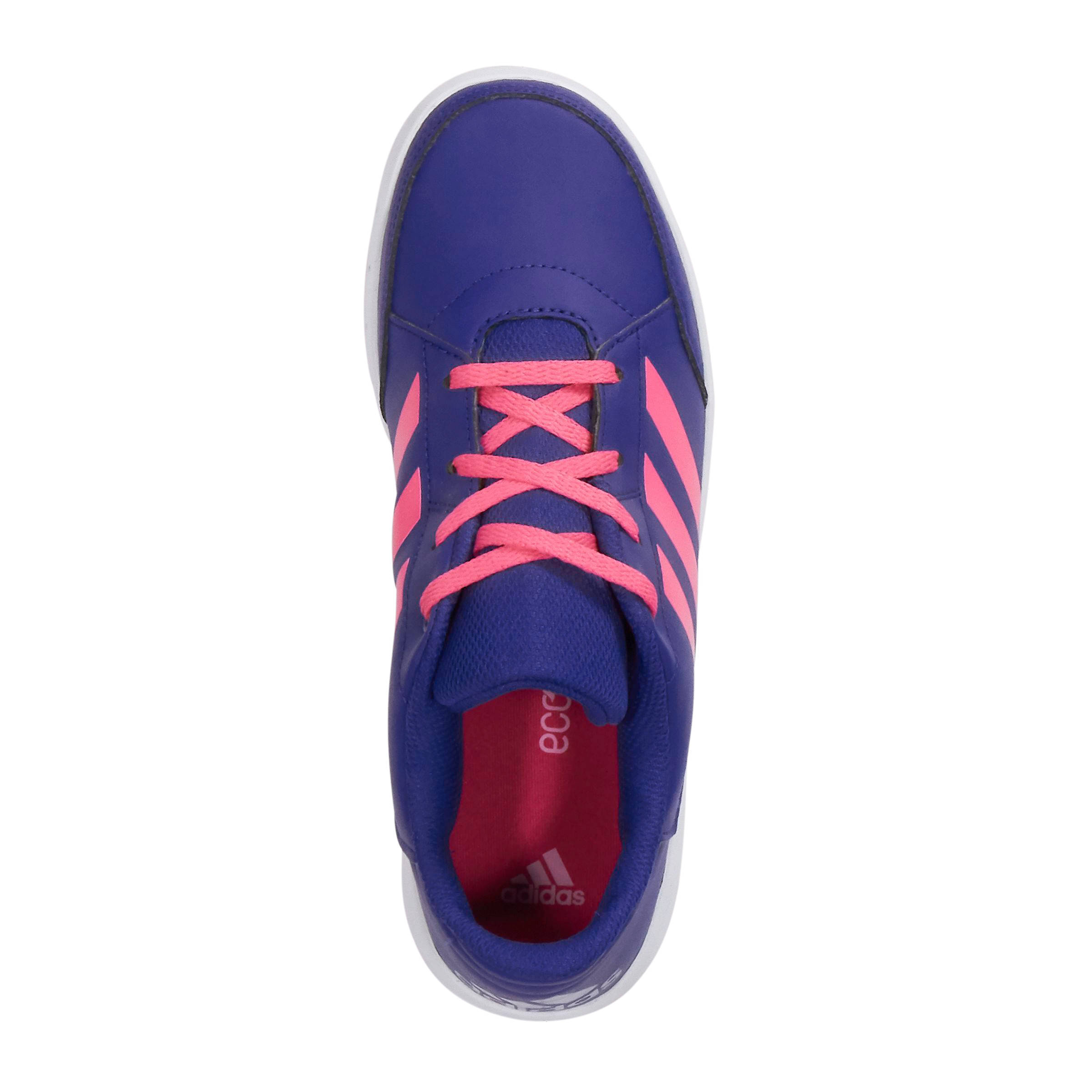 31cc27b7c57 adidas performance kids AltaSport sportschoenen blauw/roze   wehkamp