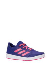 adidas performance kids AltaSport sportschoenen blauw/roze